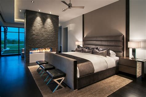 Master Bedroom by 20 Sleek Contemporary Bedroom Designs For Your New Home