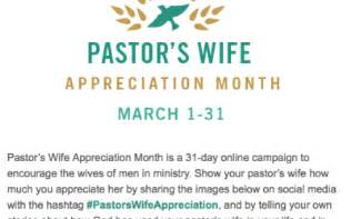 Letter Of Appreciation To My Pastor S Wife Pastor And Wife Appreciation Bing Images