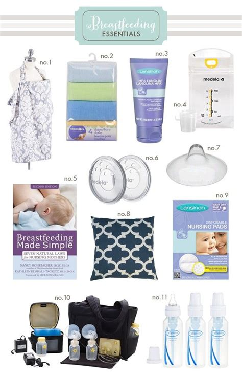 breastfeeding our essentials