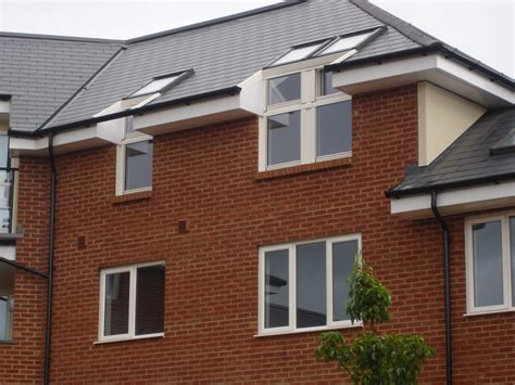 housing windows fakro l shaped windows for severnside housing development netmagmedia ltd