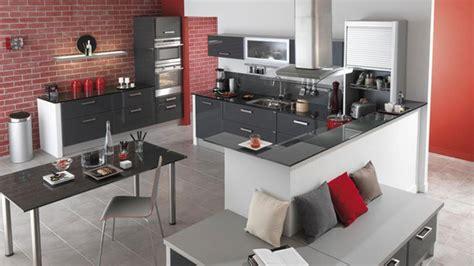 organisation cuisine cuisine deco industrielle