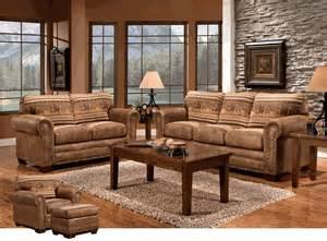 Western Style Living Room Furniture Western Furniture Horses 4 Set Lone Western Decor