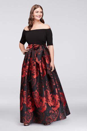 shoulder jacquard  size ball gown davids bridal