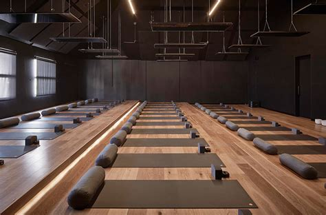 Yoga Studio Floor Plan humming puppy yoga studio prahran melbourne the cool