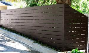 modern fence horizontal fence panels for privacy and protection homestylediary com