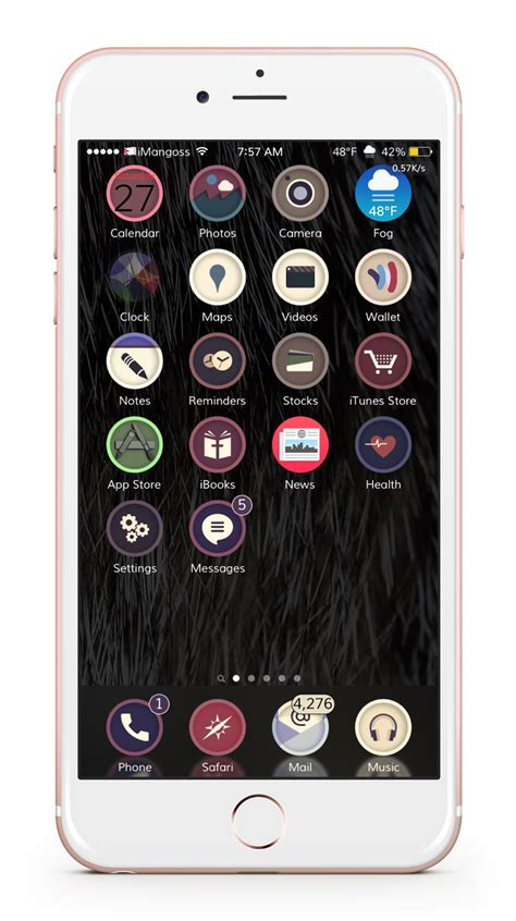 themes for iphone 5 best ios themes for iphone ipad and ipod touch imangoss