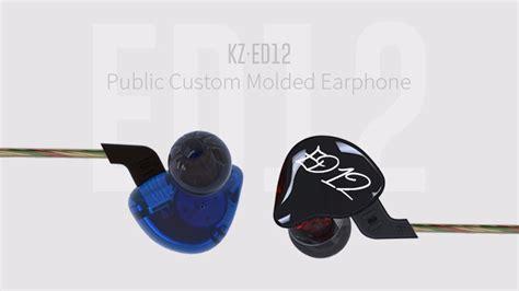 Knowledge Zenith Earphone Olahraga Dengan Mic Qkz W1 Pro 2 knowledge zenith bass monitoring earphones kz ed12