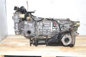 Used Subaru Manual Transmission Impreza Wrx 5mt Manual Transmissions Subaru Jdm