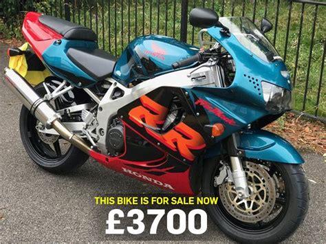 honda cbr 900 rr fireblade bike of the day honda cbr900rr fireblade mcn