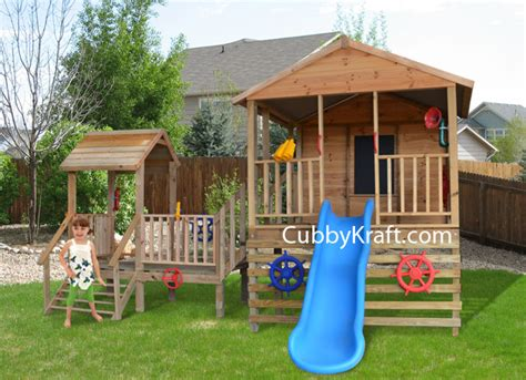 backyard cubby house townsville tower cubby fort backyard playhouses by cubbykraft