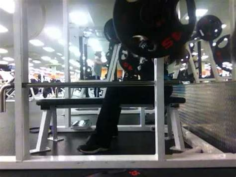 140 bench press 140 lb bench press pr youtube