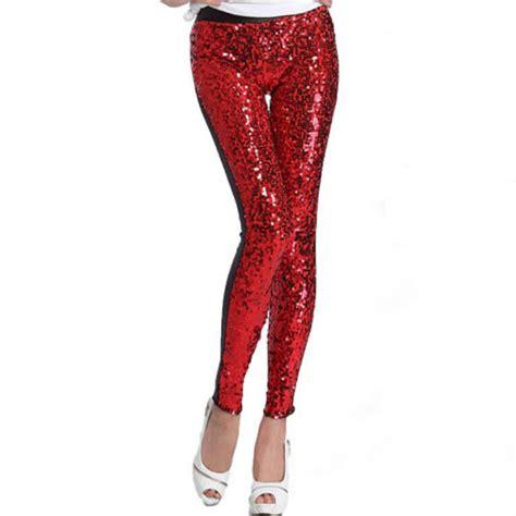 elastic shining glitter