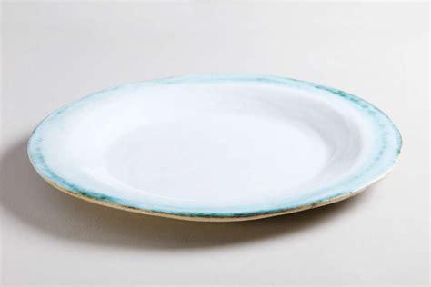 Blue Dining Room Furniture by Ob Mod Cer Mb D Mod Ceramic Plate