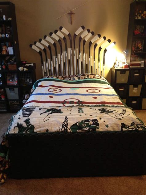 hockey bedroom decor 291 best images about house o hockey on pinterest ice