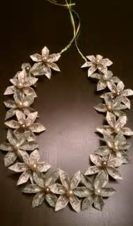 How To Make Paper Flower Leis - pin by malisa cha on