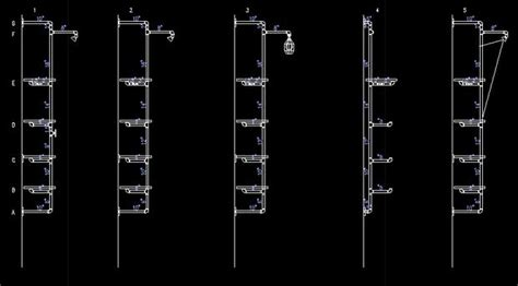 in l post lighted pipe supported shelves 10 steps with pictures