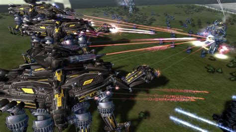 supreme commander mod supreme commander forged alliance mod units restlali