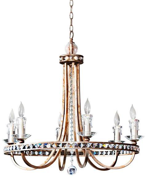 Repurposed Chandelier Repurposed Vintage Chandelier With Candles Hgtv