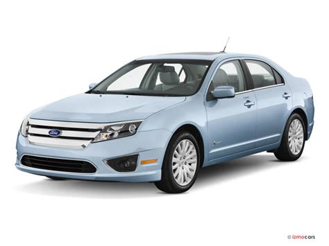 2012 Ford Fusion Hybrid Prices, Reviews and Pictures U.S