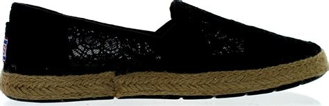 bobs flats shoes bobs from skechers womens flexpadrille lace flats shoes ebay