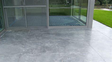 Polierbeton Prijs by Terrassen In Gepolierde Beton Aanleggen Bci Floors