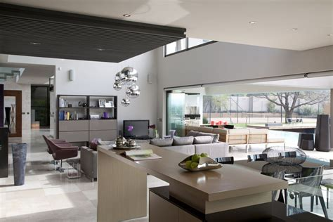 homes with modern interiors modern luxury home in johannesburg idesignarch
