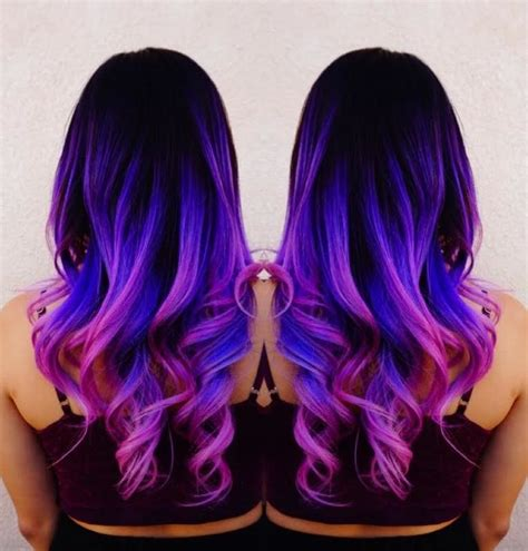 show me different hair colours 10 cool rainbow hair color ideas to try donalovehair
