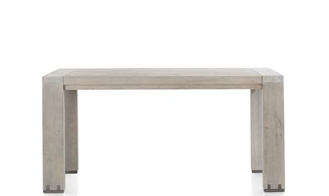 bahama dining table bahama dining table 90 x 160cm in solid elm grey