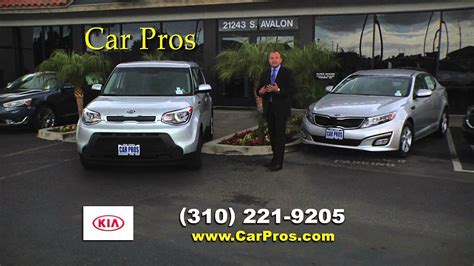 car pros kia of carson car pros kia of carson new car commerical