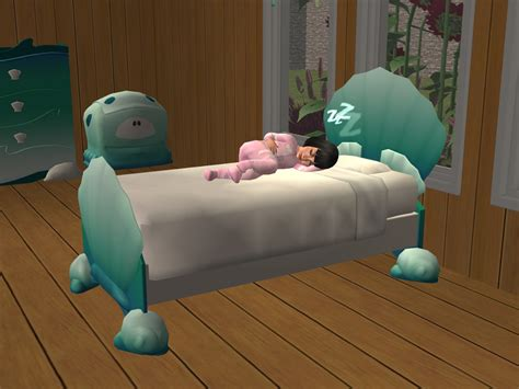 fun toddler bed mod the sims family fun stuff toodler beds