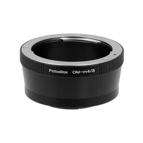 Adapter Olympus Om Lens To Micro 4 3 fotodiox lens mount adapter olympus om zuiko lens to micro 4 3 olympu