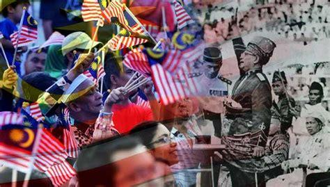 kemerdekaan malaysia 2016 rakyat marhaen henti raikan kemerdekaan malaysia pada