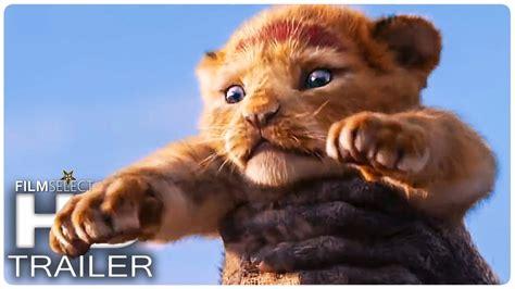 lion king trailer  youtube