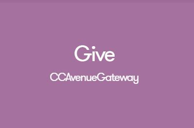 Give Iats Gateway V1 0 give ccavenue gateway v1 0 1