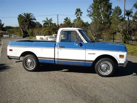 truck bed cers for sale purchase used 1972 chevy truck c 10 short bed unrestored