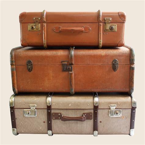 classic vintage suitcase vintage matters