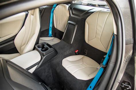 Bmw Interior Seats by 2014 Tesla Model S P85 Vs 2014 Bmw I8 Comparison Photo