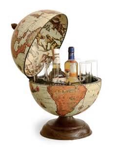 Small Desktop Globe Vintage Desk Globe Mini Bar Made In Italy Zoffoli Globes