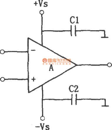 decoupling capacitor for power supply op power supply decoupling bypassing measure circuit