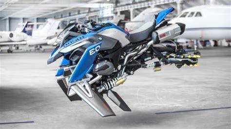 bmw unveils flying motorbike based  lego unilad