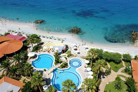 hotel il gabbiano villaggio il gabbiano capo vaticano resort sul mare in