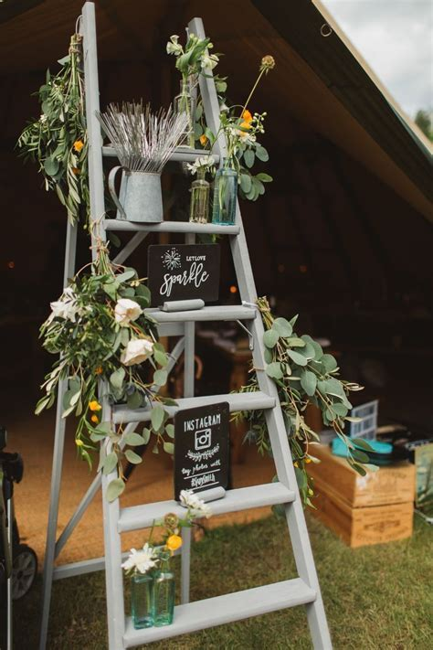 25  Best Ideas about Ladder Wedding on Pinterest