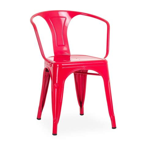 chaise bistro metal achat chaise tolix moskov pas cher xavier pauchard diiiz