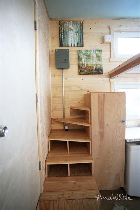 open concept tiny house