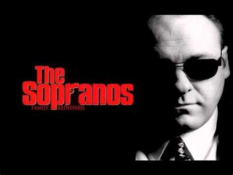 theme music sopranos sopranos theme song rip james gandolfini youtube