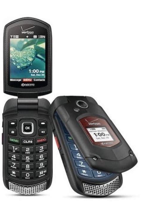 kyocera duraxv  lte rugged phone verizon