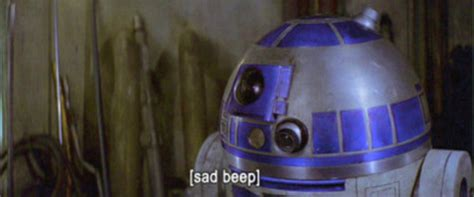 sad subtitles r2d2 sad beep wars image 120834 on favim com