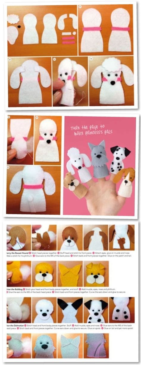 pattern lyrics puppets 424 best images about felt dogs on pinterest sewing