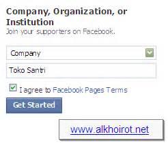 membuat facebook fan page blog didik saifudin zuhri