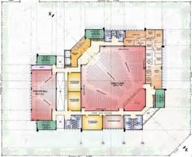 Church Floor Plan Designs by Church Fellowship Halls And Building Plans 171 Home Plans